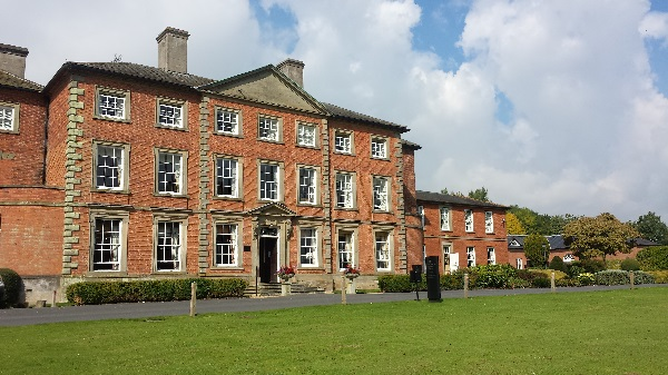 Ansty Hall in Coventry