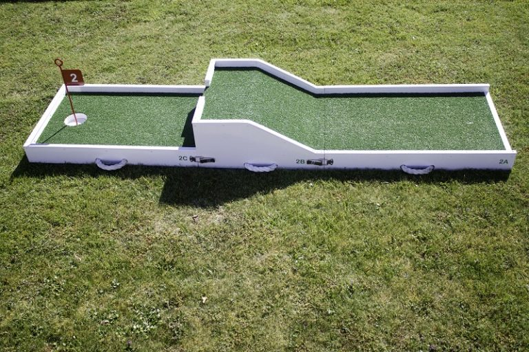 crazy golf fun hole 2 a 800