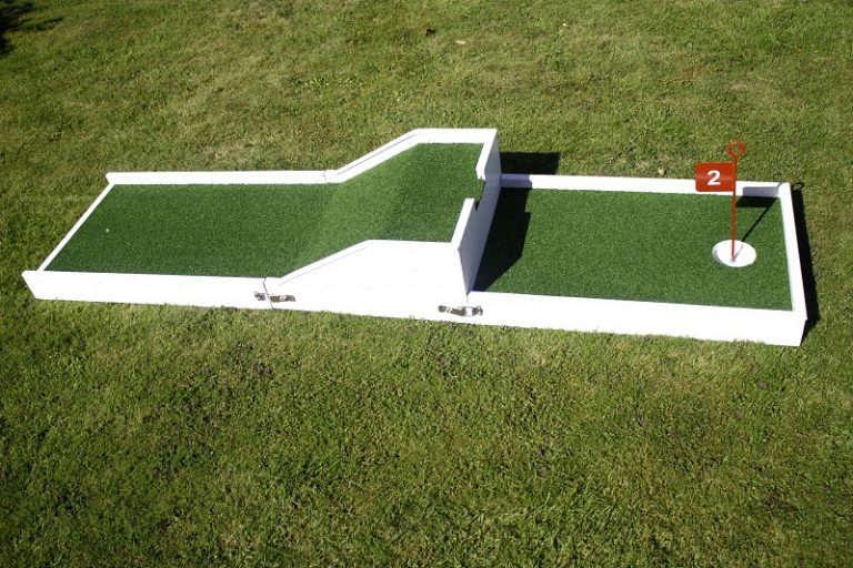 Crazy Golf Fun hole 2 c 800